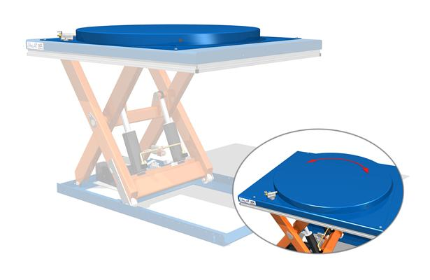 Accessories - Scissor Lift Tables