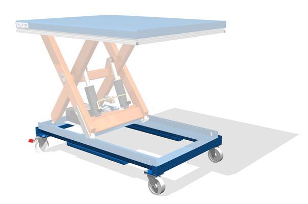 Accessories - Scissor Lift Tables