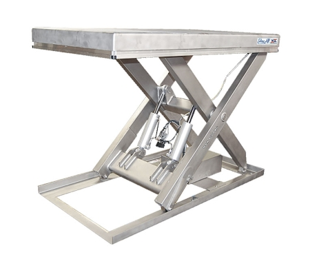 Lift Tables - Stainless Steel