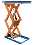 Lift Tables - Vertical Double & Triple Scissors
