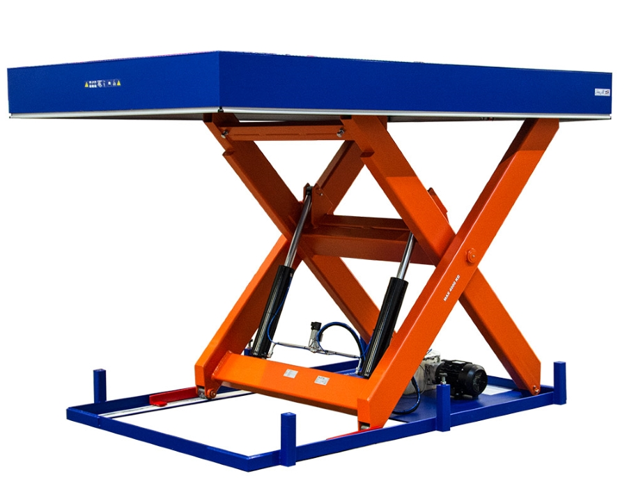 Lift Tables - Lorry Loader