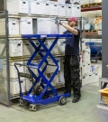 C-Series - Scissor Lift Tables And Trolleys